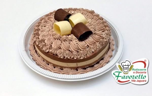 Torta 3 Mousses