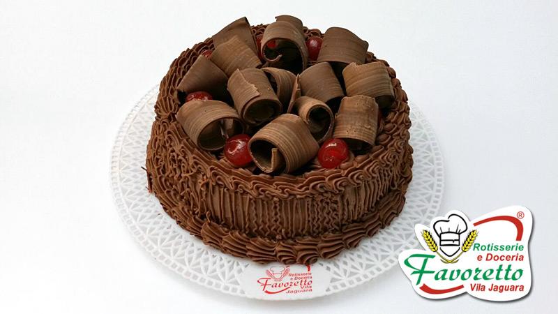 Trufado de Chocolate